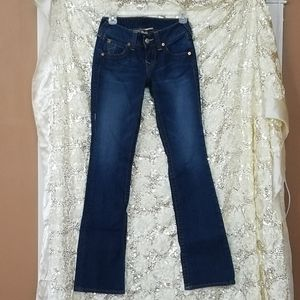 True religion Low rise blue Jeans